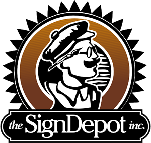 The Sign Depot logo