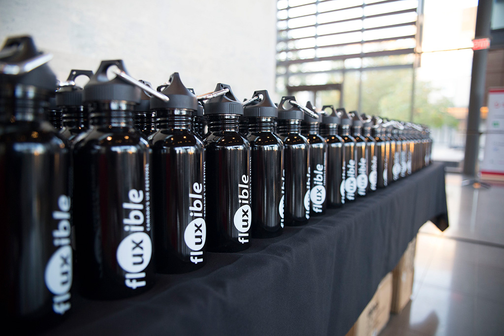 Fluxible Water Bottles
