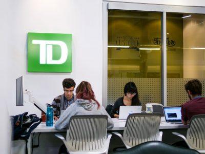 TD Lab team working