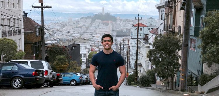 Behzad Aghaei in San Francisco
