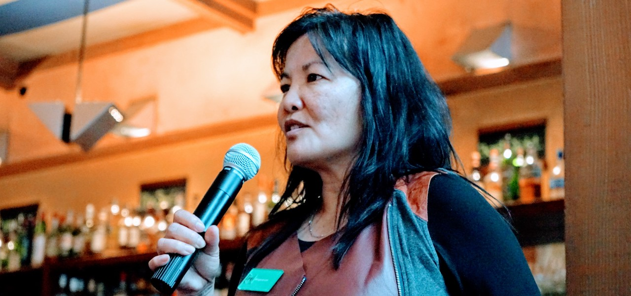 Announcing Margaret Lee for Fluxible 2019