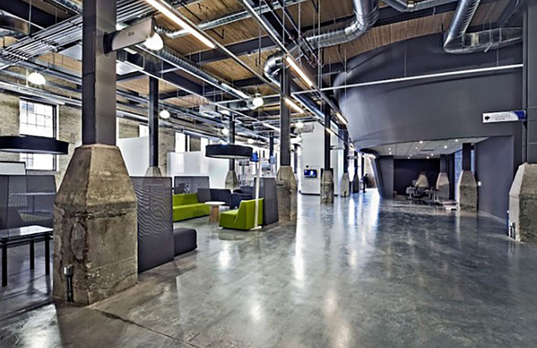 Communitech Hub Interior