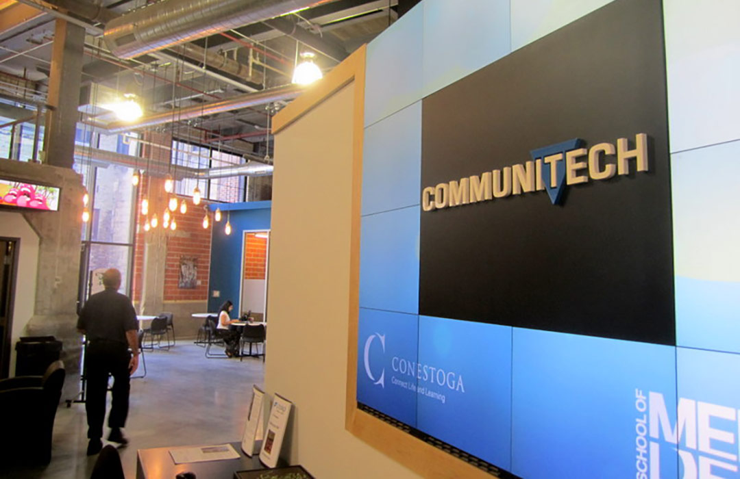 Communitech Sign
