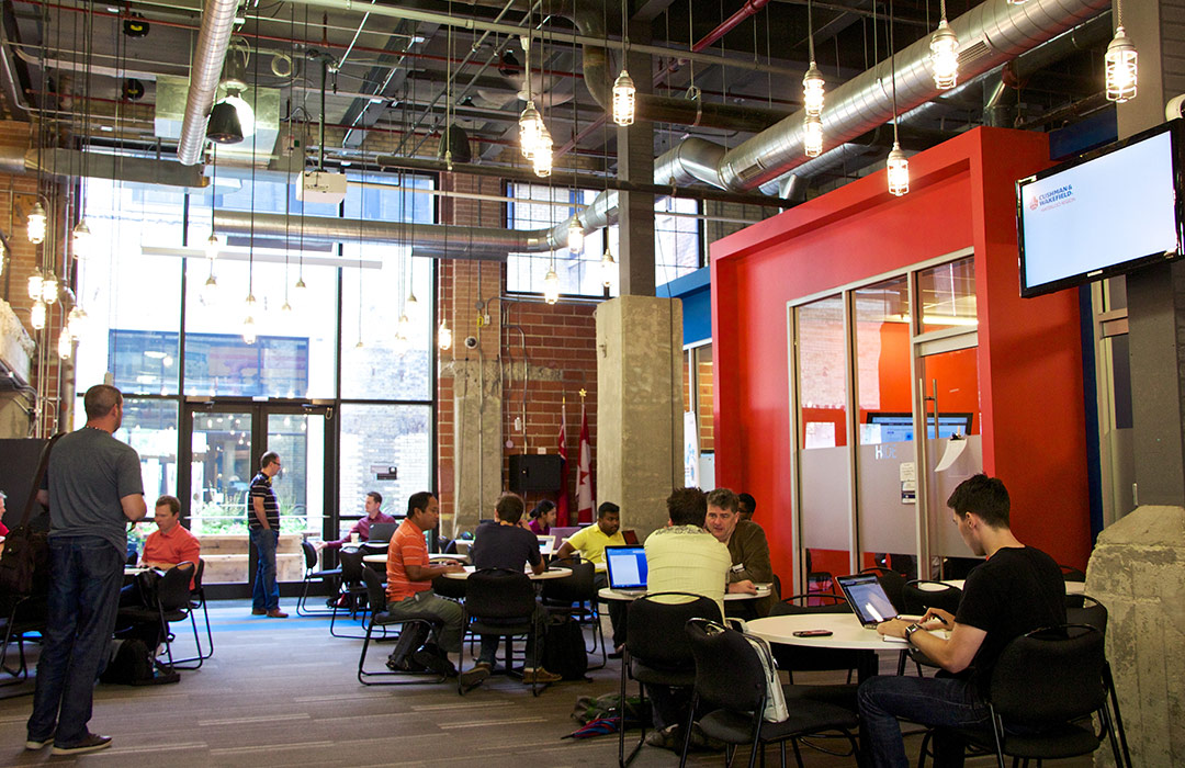 Communitech Networking Space