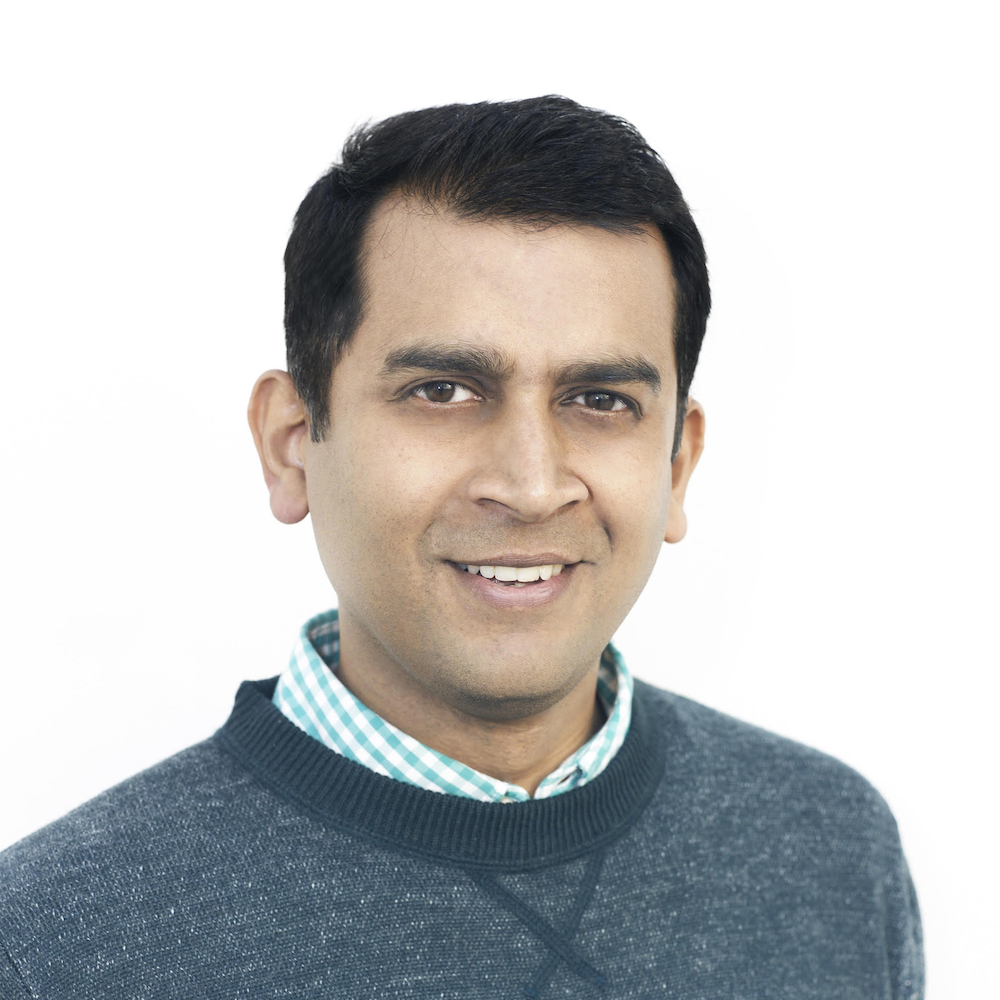 A head and shoulders view of Ayush Chauhan